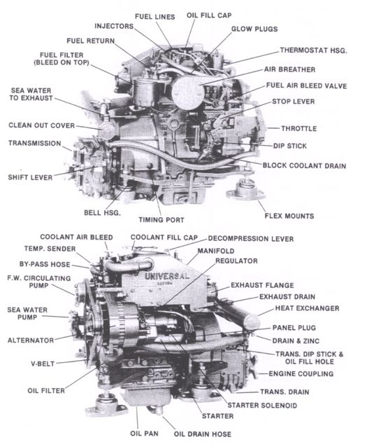 universal m 15 images and specifications universal diesel engine m 15 engine image copyright 2000 all rights reserved toad marine supply