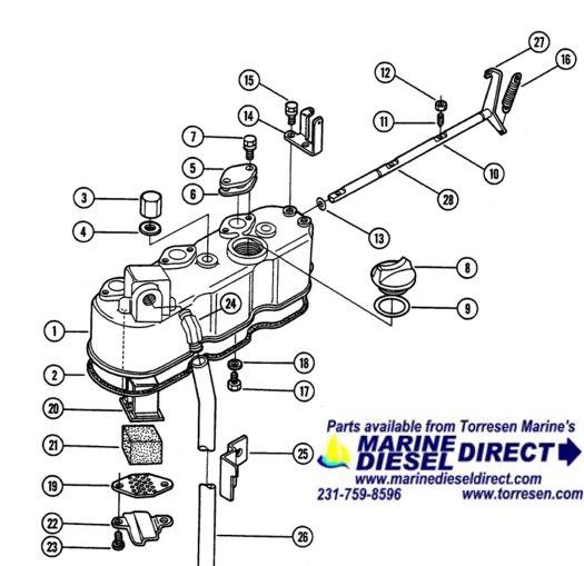 Westerbeke Tachometer Wiring Diagrams on